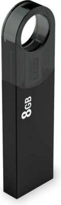 USB flash накопичувач Goodram URA2 08GB Black 3