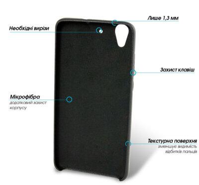 Чохол GlobalCase Ori-R для Huawei Y6 II Black 2