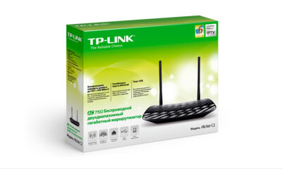 Маршрутизатор TP-LINK Archer C2 6