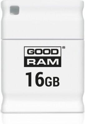 USB flash накопичувач Goodram Piccolo 16GB White 1