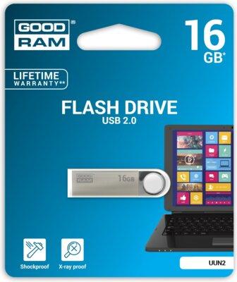 USB flash накопитель Goodram UUN2 Unity 16GB 3