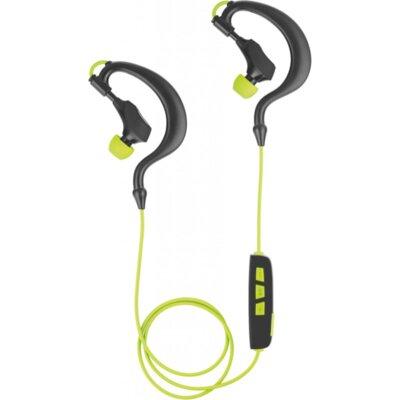 Навушники Trust Senfus Bluetooth Sports In-ear Headphones Black-Yellow 4