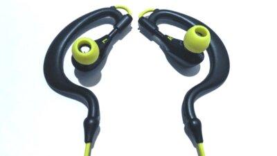 Навушники Trust Senfus Bluetooth Sports In-ear Headphones Black-Yellow 2