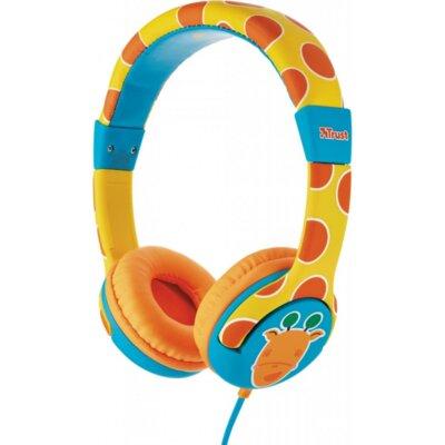 Навушники Trust Urban Spila Kids Giraffe 1