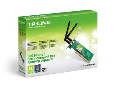 Мережевий адаптер TP-LINK TL-WN851ND 5