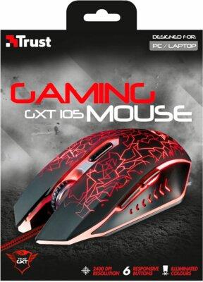 Мышь Trust GXT 105 Gaming Mouse 4