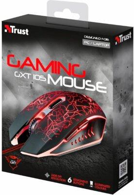 Мышь Trust GXT 105 Gaming Mouse 5