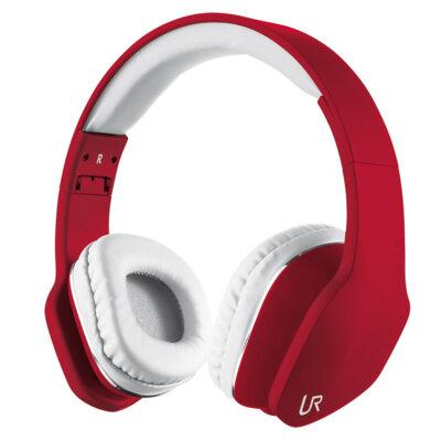 Наушники Trust Urban Revolt Mobi Headphone Red 1