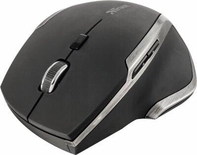 Мышь Trust Evo Advanced Wireless Compact Laser Mouse Black 2