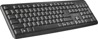 Клавіатура Trust Ziva Black 2