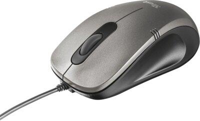 Мышь Trust Ivero Compact Black-Grey 2