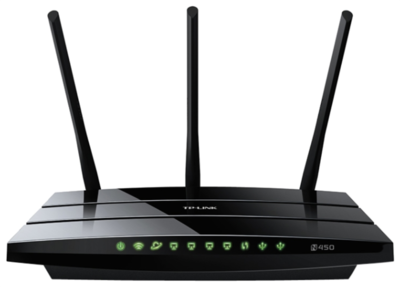 Маршрутизатор TP-LINK TL-WR942N 1