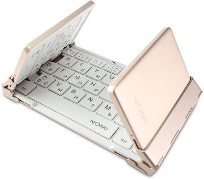 Клавиатура Nomi KBB-303 Gold 2