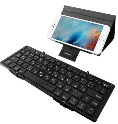 Клавіатура Nomi KBB-303 Black 5