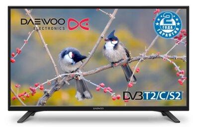 Телевизор Daewoo L43S645WTE 1