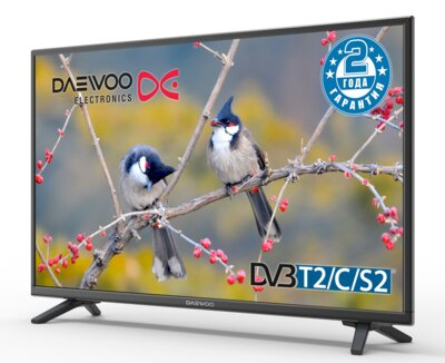 Телевизор Daewoo L43S645WTE 5