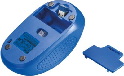 Миша Trust Primo Wireless Mouse Blue 2