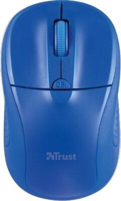 Миша Trust Primo Wireless Mouse Blue 4