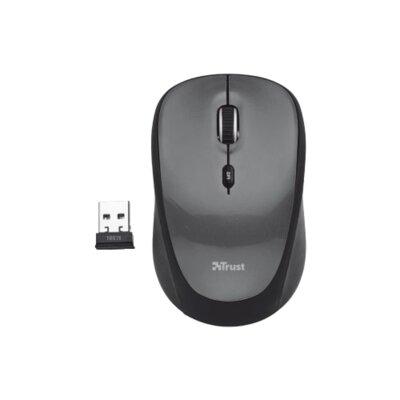 Миша Trust Yvi Wireless Mini Mouse Grey 1
