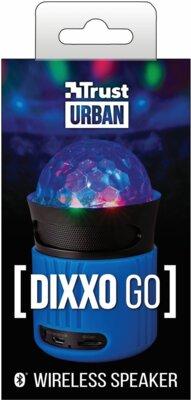 Акустика Trust Urban Dixxo Go Wireless Bluetooth Speaker Blue 5