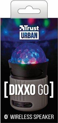 Акустична система Trust Urban Dixxo Go Wireless Bluetooth Speaker Grey 5