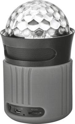 Акустична система Trust Urban Dixxo Go Wireless Bluetooth Speaker Grey 1