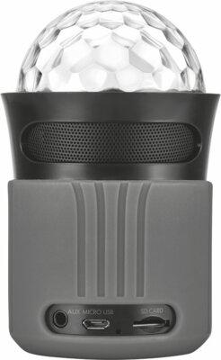 Акустична система Trust Urban Dixxo Go Wireless Bluetooth Speaker Grey 3