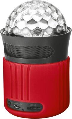 Акустическая система Trust Urban Dixxo Go Wireless Bluetooth Speaker Red 1