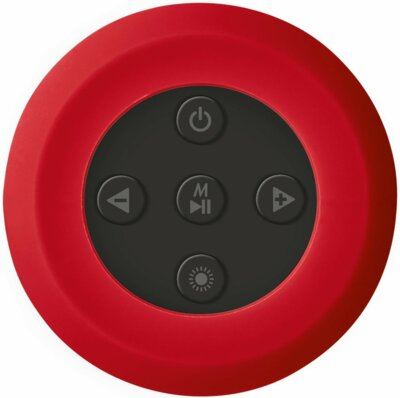 Акустическая система Trust Urban Dixxo Go Wireless Bluetooth Speaker Red 3