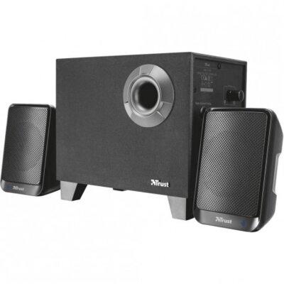 Акустическая система Trust Evon Wireless 2.1 Speaker Set Black 1