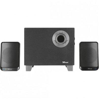 Акустическая система Trust Evon Wireless 2.1 Speaker Set Black 2