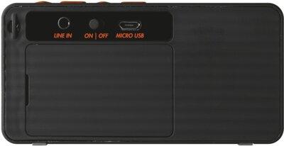 Акустична система Trust Urban Revolt Yzo Wireless Speaker Orange 3