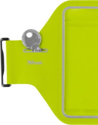 Чехол Trust UR BRACUS Sport Arm Band Lime Green 3