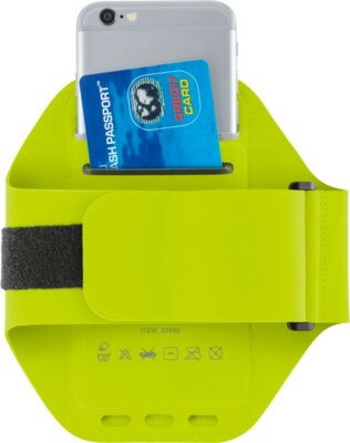 Чехол Trust UR BRACUS Sport Arm Band Lime Green 4