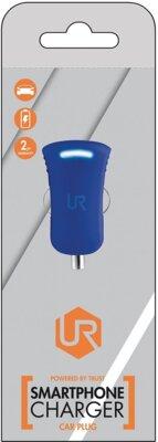 Зарядний пристрій Trust Urban Revolt Smart Car Charger 1А Blue 5