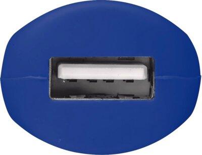 Зарядний пристрій Trust Urban Revolt Smart Car Charger 1А Blue 3