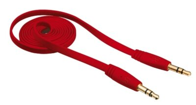 Кабель аудио Trust Urban Revolt Audio Cable Red 1