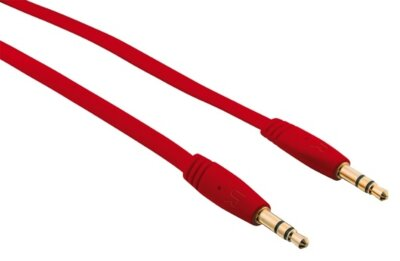 Кабель аудио Trust Urban Revolt Audio Cable Red 3