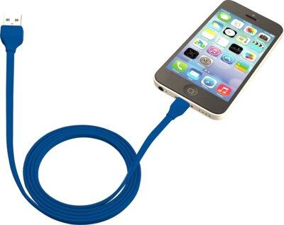 Кабель Trust Urban Lightning Cable Blue 3