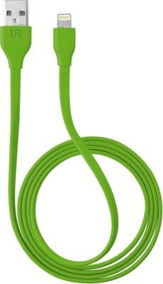 Кабель Trust Urban Lightning Cable Lime 1