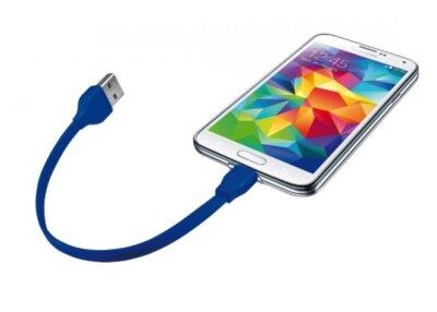 Кабель Trust Urban Micro-USB Cable 1m Blue 2
