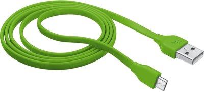 Кабель Trust Urban Micro-USB Cable 1m Lime 1