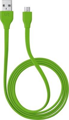 Кабель Trust Urban Micro-USB Cable 1m Lime 2