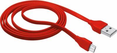 Кабель Trust Urban Micro-USB Cable 1m Red 3