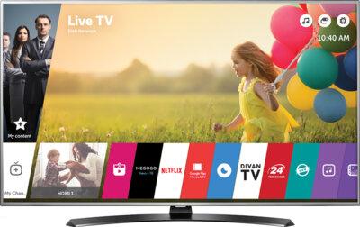 Телевізор LG 49UH676V 1