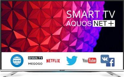 Телевизор Sharp LC-40CFG6452E 1