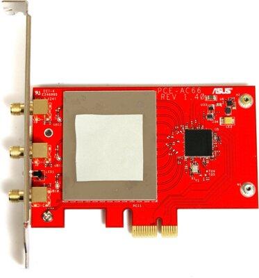Сетевой адаптер ASUS PCE-AC68 4