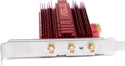 Сетевой адаптер ASUS PCE-AC68 5