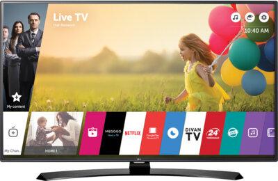 Телевізор LG 43LH604V 1