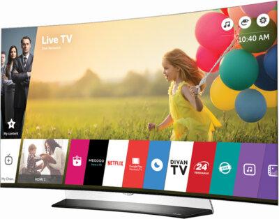 Телевизор LG OLED55C6V 3